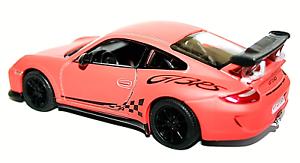 Porsche-Diecast-Model-Car-911-GT3-RS-Opening-Doors-1-36-Scale-Brand-New