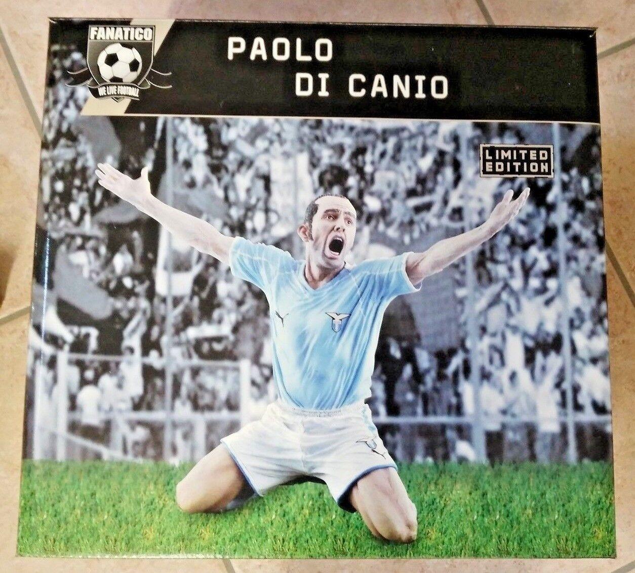 ACTION FIGURE SCALA 1 9 FANATICO PAOLO DI CANIO edizione limitata