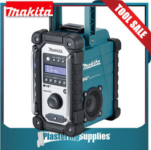 makita digital radio dmr110 18v lxt li ion cordless jobsite radio 88381827898 ebay. Black Bedroom Furniture Sets. Home Design Ideas