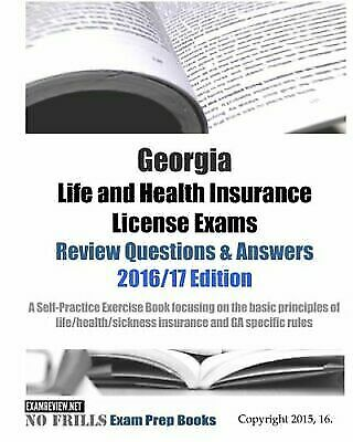 Georgia Life and Health Insurance License Exams Review ...