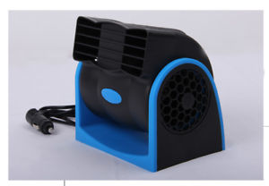 Car Cooling Durable Air Fan Auto Vehicle Truck 7W DC 12V Silent Cooler Hot Sale