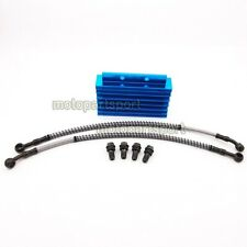 CNC Alloy Cooling Radiator Oil Cooler For 125cc 140cc 150cc CRF50 Pit Dirt Bike