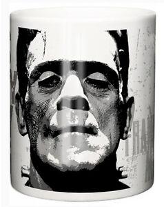 "Frankenstein Monster Mug ""This is My Ugly Mug"" Halloween Scary Coffee Tea Gift"
