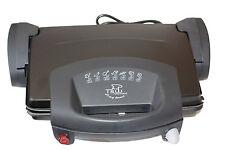 Panini Grill Kontaktgrill Elektrogrill 2000 Watt Sandwich Maker Waves