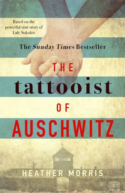The Tattooist of Auschwitz - Best Selling Book by Heather Morris - Paperback