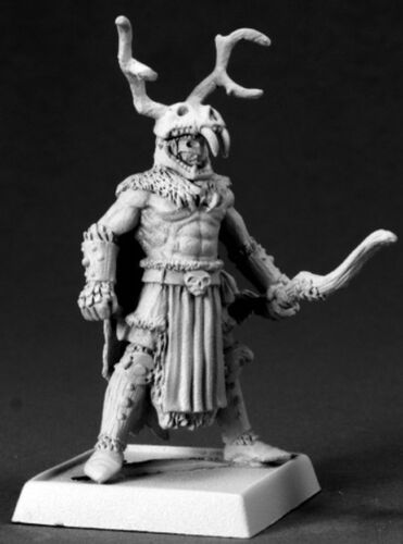 PATHFINDER REAPER figurine miniature rpg seigneur cerf 60073 1 x STAG LORD