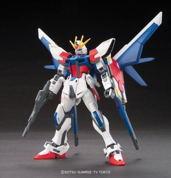Build Strike Gundam Full Package GUNPLA HG High Grade Build Fighters 001 1/144