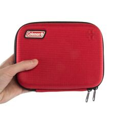 78pc Coleman First Aid Kit Emergency Safety Supplies Home Pack Zip Travel Case