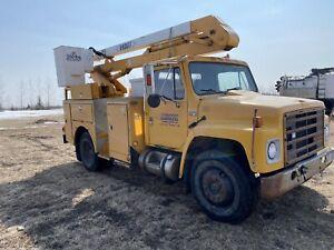 1988 international Bucket truck