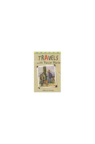 Travels With Rainie Marie by Martin, Patricia Book The Fast Free Shipping