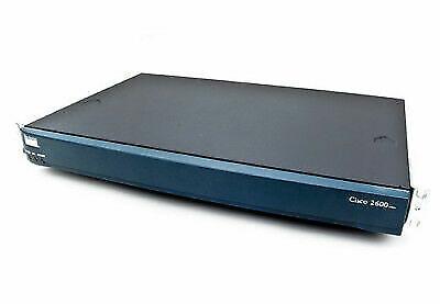 Cisco 2621XM 1-Port 10/100 Wired Router (CISCO2621XM) for sale online   eBay