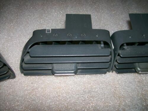 4 CADILLAC SEVILLE STS SLS 1998-2004 FACTORY AC VENTS SET OF LEFT CENTER RIGHT