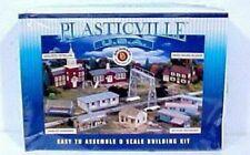 "Bachmann 35306 O 8/"" x 3-3//4/"" x 3-1//2/"" Hot Dog Stand Building Kit"