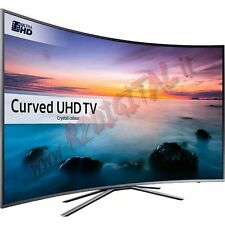 "TV SAMSUNG LED 55"" CURVO ULTRA HD SMART 4K 55KU6172 UHD DVB-T2 MONITOR USB IPTV"