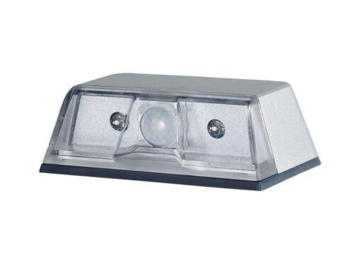 LED-Sensorleuchte mit  Bewegungsmelder Dämmerungssensor LED Schranklicht IP54