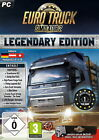 Euro Truck Simulator 2 - Legendary Limited Edition (PC, 2016, Eurobox)