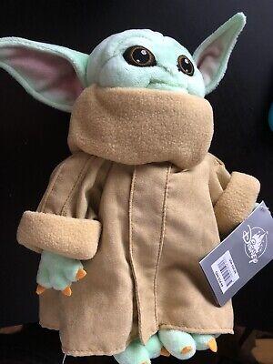 Disney Parks Star Wars The Child Plush The Mandalorian 11/'/' Baby Yoda NWT