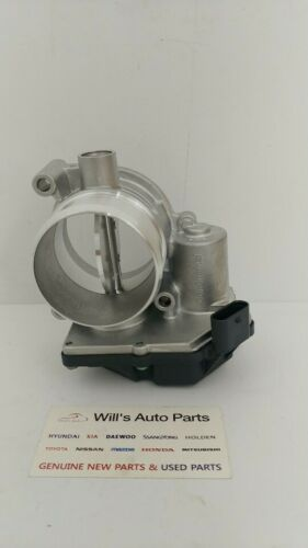 GENUINE BRAND NEW THROTTLE BODY SUITS SSANGYONG ACTYON SPORTS 2007-2012 DIESEL