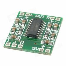 M162 Digital DC 5V Amplifier Board Class D 2*3W USB PAM8403 Audio Module
