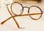 Vintage-Literary-TR90-Metal-Retro-eyeglass-frame-Round-Clear-Glasses-Women-Men thumbnail 20