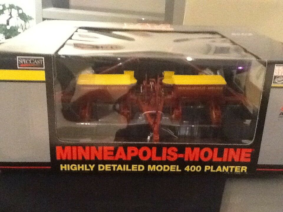 Minneapolis Moline 400 planter SCT 302