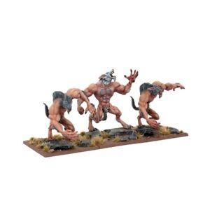 Sin-Caja-Mantic-Reyes-De-Guerra-no-muertos-Hombres-Lobo-Regimiento-RAPIDO-y-LIBRE-P-amp-P