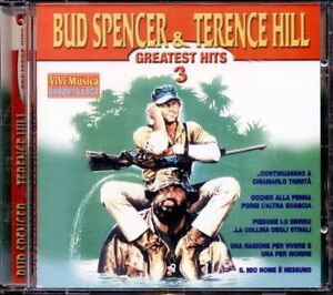 Bud-Spencer-amp-Terence-Hill-Greatest-Hits-Oliver-Onions-Ortolani-Cd-Perfetto