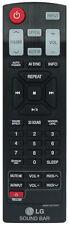 *New* Genuine LG NB3520A Soundbar Remote Control AKB73575401
