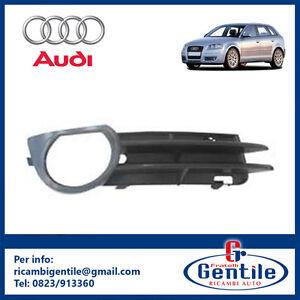 Audi-A3-SportBack-dal-2004-al-2008-Griglia-Fendinebbia-Par-Ant-Destra-con-Foro