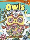 SPARK -- Owls Coloring Book by Noelle Dahlen (Paperback, 2015)