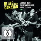 Blues Caravan 2014 von Christina & Castiglia Jones Laurence & Skjolberg (2014)