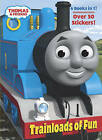 Trainloads of Fun by Golden Books (Paperback, 2010)