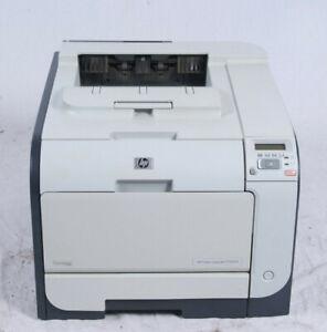HP-Color-LaserJet-CP2025-Laser-Drucker-Netzwerk-USB-Firma-Buero-Unternehmen