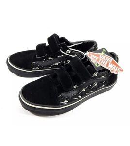 Vans Old Skool V Kids Shoes Glow Galaxy