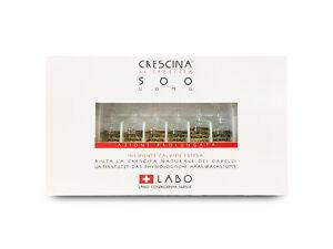 CRESCINA-LABO-24-FIALE-RI-CRESCITA-UOMO-E-DONNA-100-200-300-500-700-CURA-CAPELLI