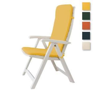 Sedie Sdraio Da Giardino Plastica.Cuscino Copri Sedia Sdraio Da Giardino 45x120 Cm Unito Mod Relax