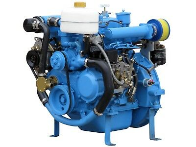 New Quality Marine Diesel Inboard Boat Engine 32hp complete