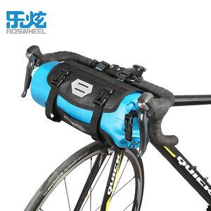 Roswheel 7l Waterproof Cycling Road Bike Bags Handlebars