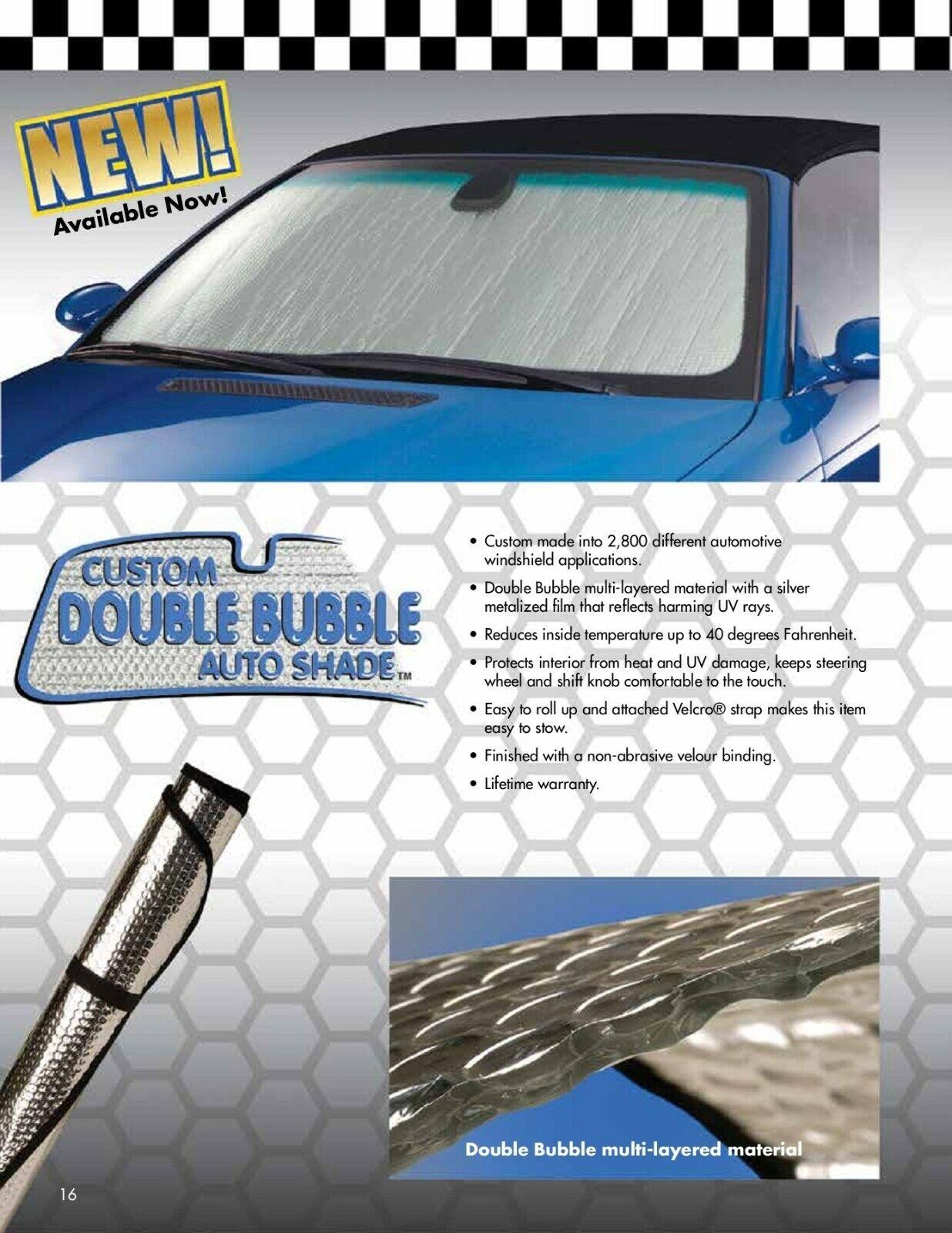 Intro-Tech Silver 0 Automotive BM-91 Customer Auto Shade Sun Sunshade