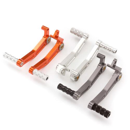 FXCNC Brake Gear Shifter Shift Pedal Lever For KTM DUKE125 DUKE200//390 2013 2014