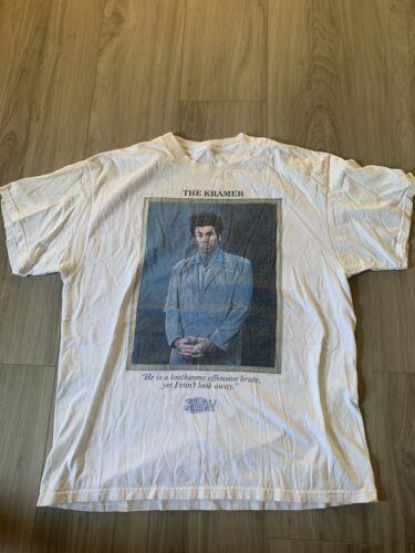 Vintge 1993 Seinfeld The Kramer T Shirt