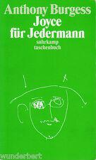 *- JOYCE für JEDERMANN - Anthony BURGESS  tb (2004)