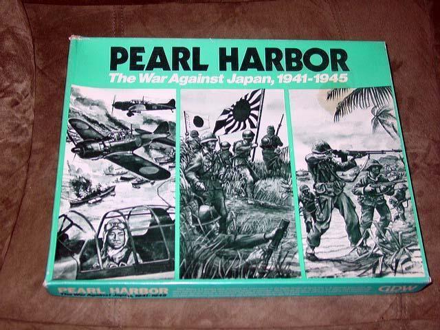 GDW diseñadores de juegos-juego de Pearl Harbor-guerra contra Japón 1941-45 (UNP)