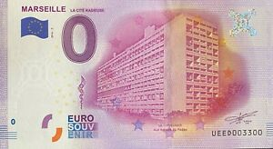 BILLET-0-EURO-MARSEILLE-LA-CITE-RADIEUSE-FRANCE-2016-NUMERO-3300
