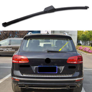 touareg windshield wipers problem