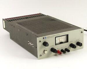 Hp-Agilent-6289A-Dc-Potencia-Suministro-0-40V-0-1-5A-Carga-Probado