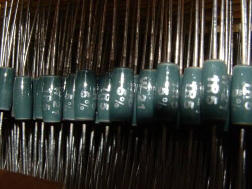 20 Welwyn W21 3W 1R5 résistance vitreux EMAILLEES wirewound 1,5 R