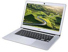 ACER Chromebook 14 cb3-431-c5cq Celeron n3160 / 1.6 GHz Chrome OS 4 GB di RAM 32GB