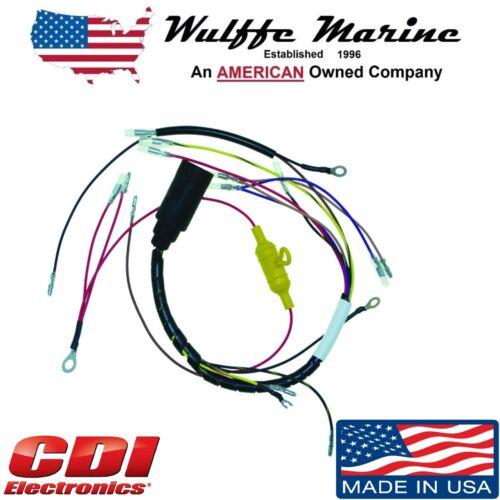 CDI 414-0043 Wiring Harness Mercury 3//4 Cyl 1994-2006 75 90 100 115 125 HP