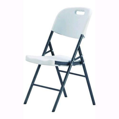 1162863 sedie PE Vigor King Richiudibili Cm45x50x88
